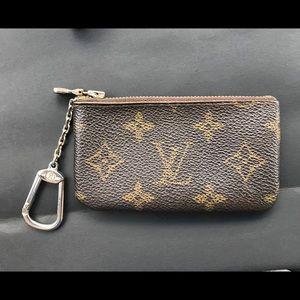 Louis Vuitton Key Ring Card Pouch